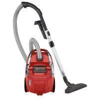 TORNADO TOSC60LR Aspirateur traineau sans sac Super Cyclone - Rouge