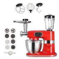 CONTINENTAL EDISON RB200WR Robot patissier - Rouge