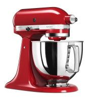 KITCHENAID 5KSM125EER Robot patissier Artisan - Rouge empire
