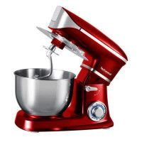 TECHWOOD TCDR-135 Robot patissier - Rouge