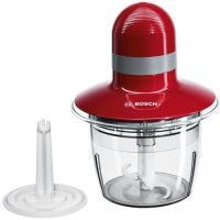 BOSCH MMR08R2 Mini hachoir - Rouge/Gris