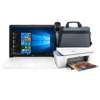 HP PC Portable 17-by0133nf- 17,3HD- Intel Core i3-702OU- 4Go de Ram + Stockage 500Go + imprimante + souris + housse