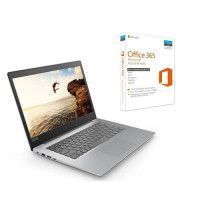 LENOVO PC Portable Ideapad 120S-14IAP 14 HD - RAM 4Go - Celeron N3350 - Stockage 32Go - Intel HD Graphics + Office 365