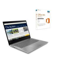 Ordinateur Portable - LENOVO Ideapad 320S - 14 HD - i3-8130U - RAM 8Go - Stockage 256Go SSD - Windows 10 + Office 365