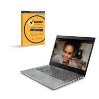Ordinateur Portable - LENOVO Ideapad 320S - 14 HD - i3-8130U - RAM 8Go - Stockage 256Go SSD - Windows 10 + Norton Security 2018