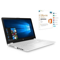 HP PC PORTABLE - 15.6 - RAM 4Go - AMD A9-9420 - AMD Radeon 520 2Go - Stockage 1 To HDD + 128 Go SSD - Office 365 Personnel