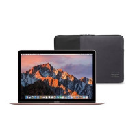 APPLE MacBook MNYN2FN/A - 12 - Intel Dual Core i5 1.3GHz - Stockage 512 Go - Rose Gold + Sacoche 11,6-13,3