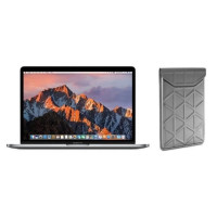 APPLE MacBook Pro MPXT2FN/A - 13 - Intel Dual Core i5 2.3GHz - Stockage 256Go - Gris Sideral + TARGUS Housse - Argent
