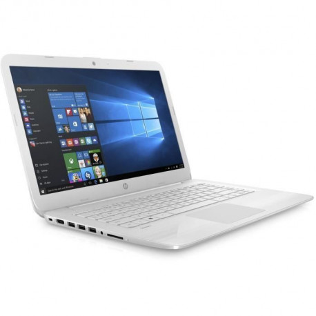 HP PC Portable Stream 14-cb036nf - 14HD - Intel Celeron N3060 - 4Go de Ram - Stockage 32Go- W10 - Office365 pre-installe