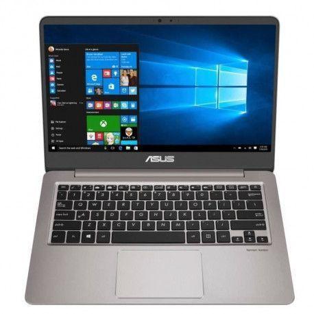Ordinateur Portable - ASUS ZenBook UX410UA-GV354T - 14 pouces FHD - Core i5-8250U - RAM 8Go - Stockage 256Go SSD - Win10