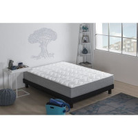 DEKO DREAM Matelas AERO COOL TOUCH 140 x 190 - Mousse - 30 kg/m3 - Ferme