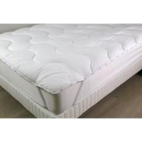 DODO Surmatelas 2 x 80 x 200 -  Polyester thermolite - Equilibre - REFLEX