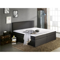 Surmatelas 160 x 200 - Mousse polyurethane - Confort mi-ferme - Epaisseur 4 cm - FINLANDEK Aiti