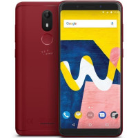 Wiko View Lite Rouge