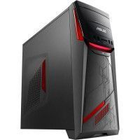 Unite Centrale - ASUS G11DF-FR165T - AMD Ryzen 7 - 8Go de RAM - Disque Dur 256Go SSD + 1To HDD - GTX1080 8Go - Windows 10