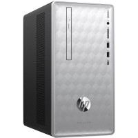 Unite Centrale - HP Pavilion 590-p0017nf - Core i5-8400 - 8Go de RAM - Disque Dur 2To HDD + 128Go SSD - Windows 10