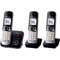 Téléphone fixe PANASONIC KXTG 6823 FRB