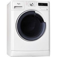 WHIRLPOOL AWoe41048 - Lave-linge frontal - 10 kg - 1400 tours / min - A+++ - Moteur induction-Blanc