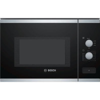 BOSCH BFL550MS0 - Micro-ondes monofonction encastrable inox - 25 L - 900 W