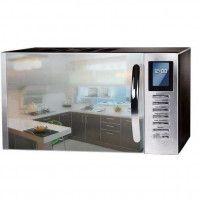 CE MO25SG13S - Micro-ondes combine noir porte miroir - 25L - 900 W - Grill 1000 W - Convection 1000 W