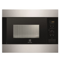 ELECTROLUX EMS26054OX - Micro-ondes inox - 26L - 900W - Encastrable