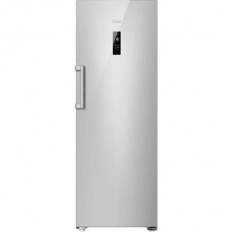 HAIER H2F-220SAA - Congelateur armoire-226L-Froid No Frost-A+-L 60 x H 167,1 cm-Silver