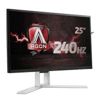 AOC AG251FZ - Ecran 24,5 Full HD - Dalle TN - 1 ms - DisplayPort / HDMI / DVI / VGA / USB 3.0 - Adaptive Sync