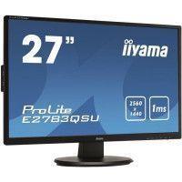 IIYAMA E2783QSU-B1 - Ecran 27 WQHD - Dalle TN - 1ms - DisplayPort / HDMI / DVI