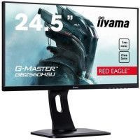 IIYAMA Ecran Gmaster GB2560HSU-B1 24,5 - FHD - Dalle TN - 1ms - 144Hz - Display port / HDMI / VGA / USB HUB - AMD FreeSync