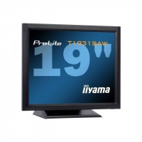 IIYAMA Ecran tactile T1931SAW-1 - 19 - 1280x1024 - Dalle TN - DVI-D, VGA - Noir