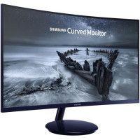SAMSUNG C27H580FDU - Ecran Incurve 27 pouces FHD - Dalle VA - 4 ms - HDMI/DisplayPort/VGA - AMD FreeSync