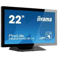 IIYAMA Ecran tactile LED ProLite T2234MC-B1X - 22 - Full HD - Noir