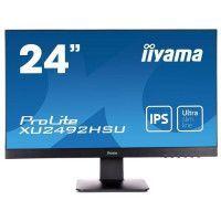 iiYama Ecran Prolite XU2492HSU-B1 24 FULL HD 1920 x 1080 Dalle IPS LED