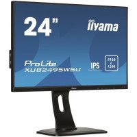 IIYAMA XUB2495WSU-B1 - Ecran 24 16:10 Full HD+ - Dalle IPS - 5ms - DisplayPort / HDMI / VGA