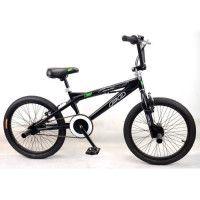 MERCIER Velo BMX Freestyle 20 4 Pegs - Noir