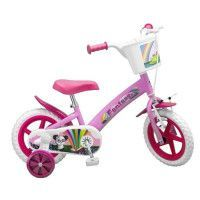 Velo 12 Fantaisy Ourson - Fille - Rose