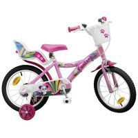 Velo 16 Fantaisy Ourson - Fille - Rose