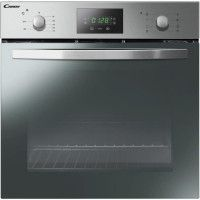 CANDY FCS245X-Four electrique encastrable-Convection naturelle-71 L-Catalyse-A-Inox porte miroir