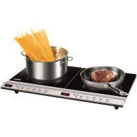 UNOLD UN58285 Plaque de cuisson posable a induction - Inox