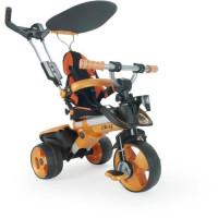INJUSA Tricycle City Orange
