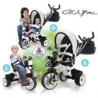 INJUSA Tricycle enfant evolutif City Max