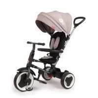 QPLAY Tricycle Evolutif Rito - Pliage compacte - Gris