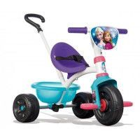 LA REINE DES NEIGES Smoby Tricycle Evolutif Be Move