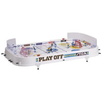 STIGA Jeu de Hockey Game Play Off Sue-Fin Blanc
