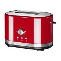 KITCHENAID 5KMT2116EER Grille-pain - Rouge Empire