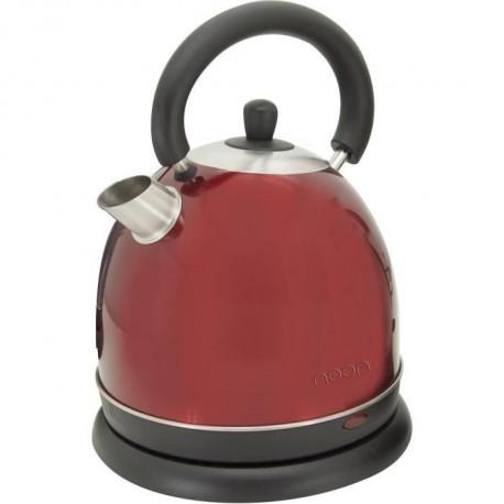 NOON NWK52 Bouilloire electrique - Rouge metallique
