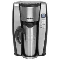 BESTRON ACUP650 Cafetiere individuelle - Inox