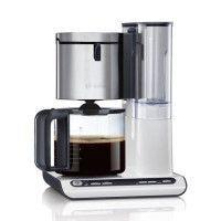 BOSCH TKA8631 Cafetiere filtre programmable Styline - Blanc