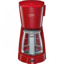 BOSCH TKA3A034 Cafetiere filtre CompactClass Extra - Rouge