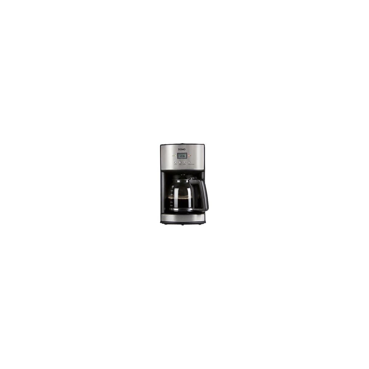 Domo Do473k Cafetiere Filtre Inox Delonghi Ec680r Coffee Maker Merah